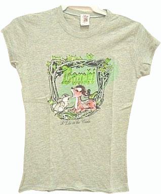 Bambi T-Shirt grau