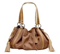 Fcuk tassel travel bag