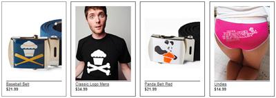 Johnny Cupcakes Items