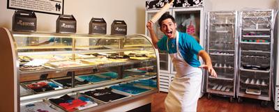 Frisch gebacken – Johnny Cupcakes