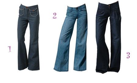 Wide Leg Jeans | ANTIQUE SET