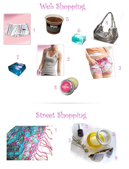 Miss Shoppingverse shoppt – August