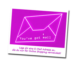 Smarter Online Shoppen – Vermeiden von Spam Mail