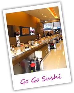 Go Go Sushi