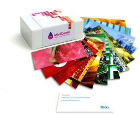MOO Mini Cards – die kleine trendy Karte