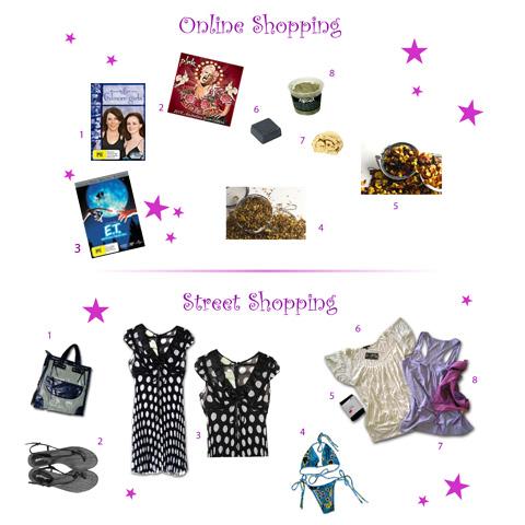 Miss Shoppingverse shoppt – September
