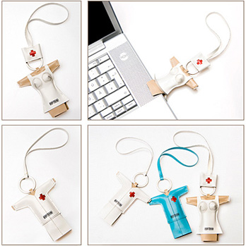 USB Clinic – Sister Save, Prof. Bit und Dr. Byte
