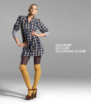 H&M setzt auf den Lagen Look