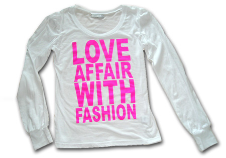 Love Affair With Fashion