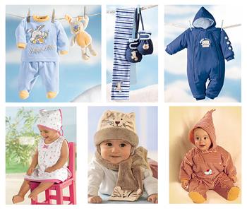 Kleider für die Kleinsten – Baby Butt