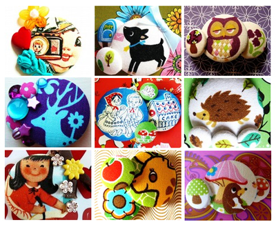 Retro Kitsch, Schmuck und schöne Dinge