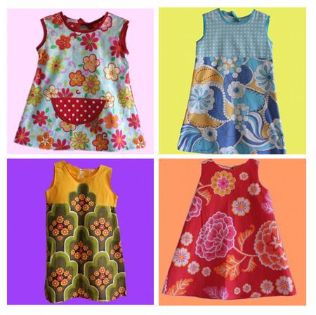 Elise et moi – Kleider für kleine Mädchen