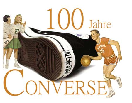Converse – Die Chucks feiern Geburtstag