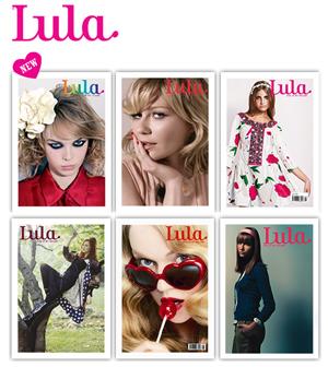 In 8 Schritten zum Lula Magazine Abonnement