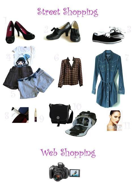Miss Shoppingverse shoppt – März