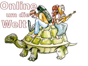 Einmal online & zurück – Reisen buchen im Internet