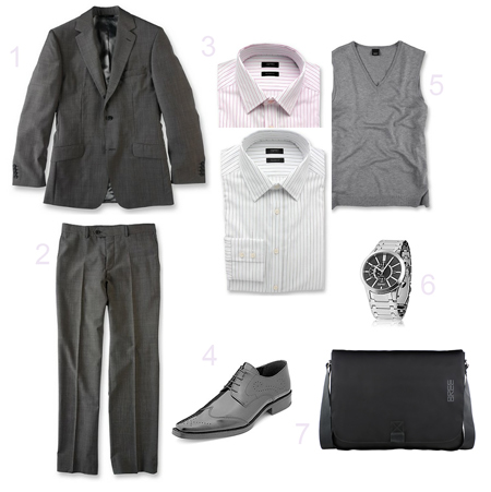Outfits für Berater
