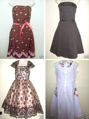 4 VICTIM\'S OF FASHION eBay Shop