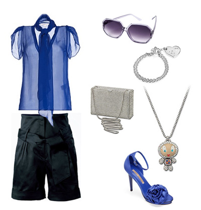 SATC Outfit