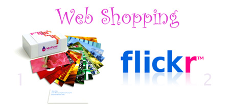Web Shopping im April
