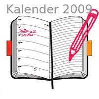 Kalender 2009 – Teil 1