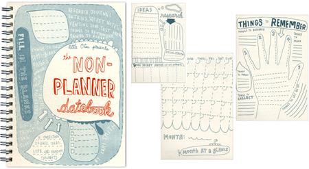 Non-planner Datebook