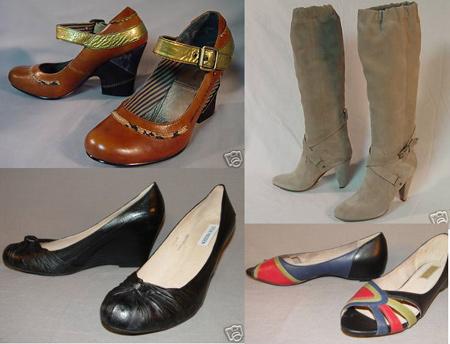 Mehr Schuhe braucht die Welt