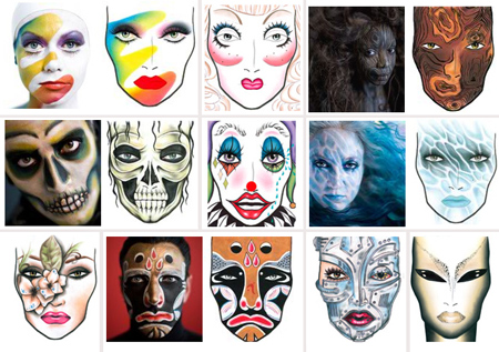 Shopping Guide: Halloween Make-up