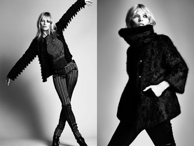 Die 10 Mode-Regeln von Kate Moss