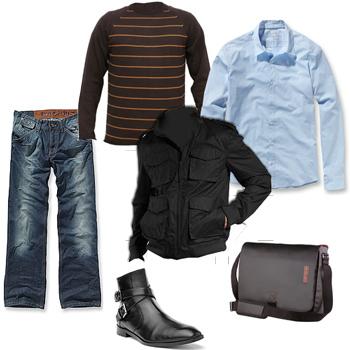 Kühle Jungs – Outfits für den Herbst 2008