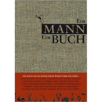 Lesestoff für faule Sonntage: Ein Mann – Ein Buch