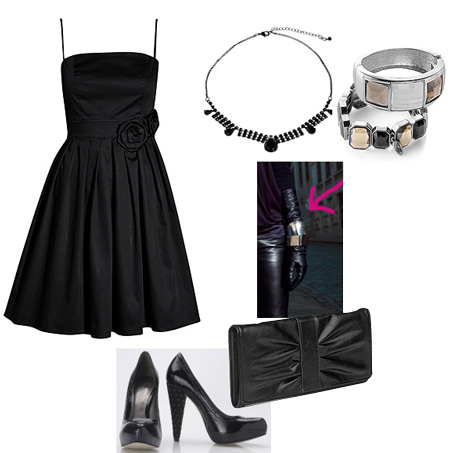 Weihnachts & Silvester Party-Outfits