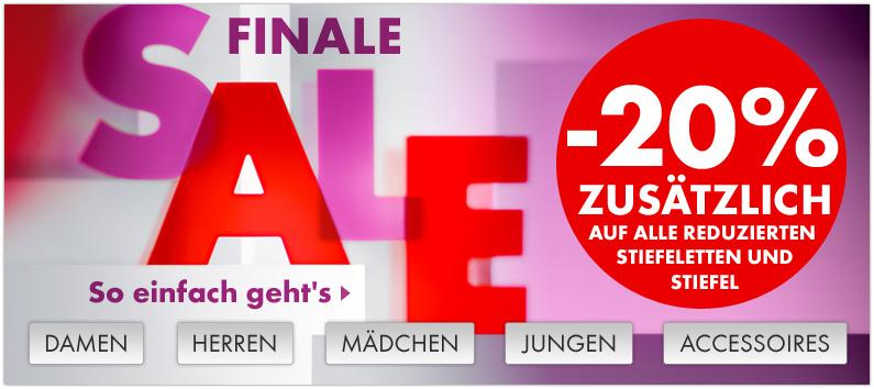 20% im Görtz Online-Shop