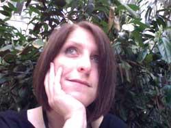 Miss Shoppingverse auf der re:publica'09