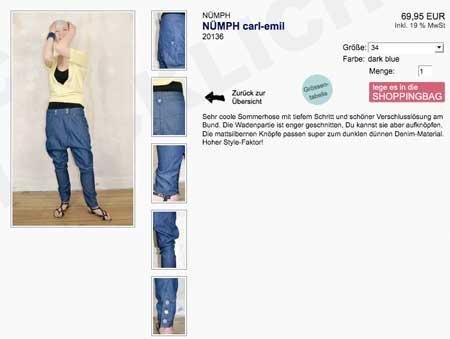 nymph-pants