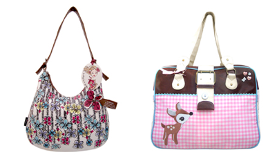 Zwischen Bambi, Kitsch & süßen Taschen