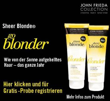 Blond inklusive