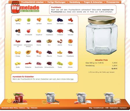 mymelade