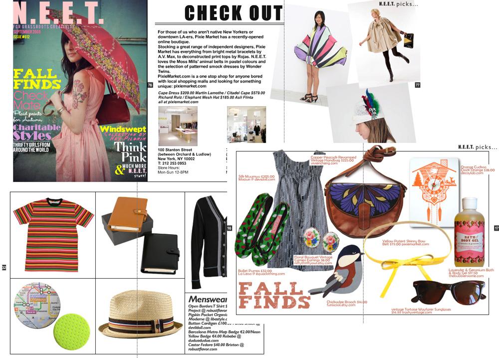 N.E.E.T. Magazin – Online Magazin für Shopping-Fans