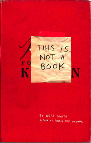 Lesestoff für faule Sonntage – This is not a book