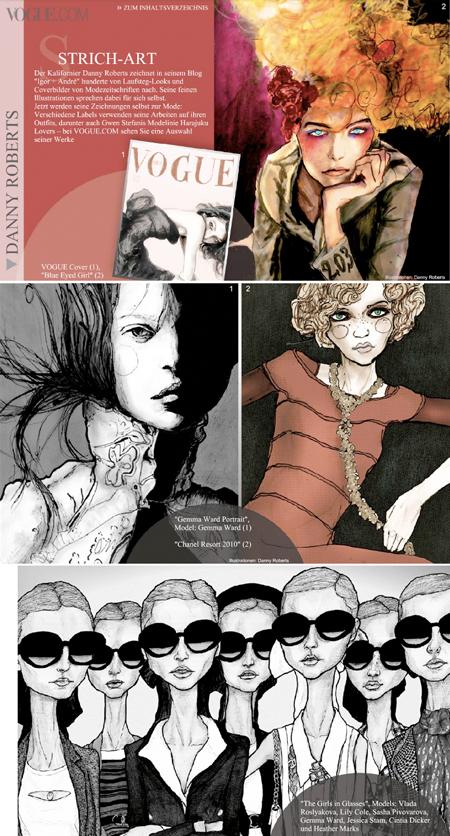 Igor + André en Vogue
