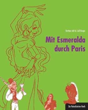 ReiseGeister – Mit Esmeralda durch Paris