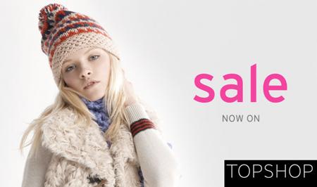 Topshop-sale