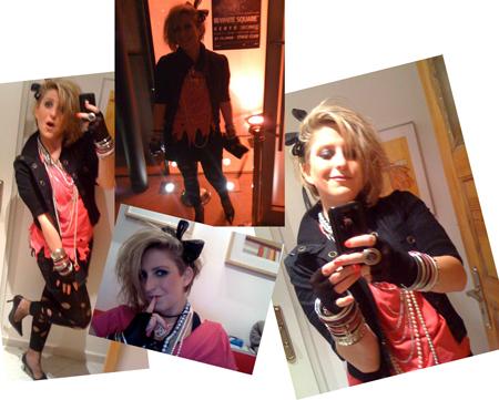 Madonna aka Miss Shoppingverse