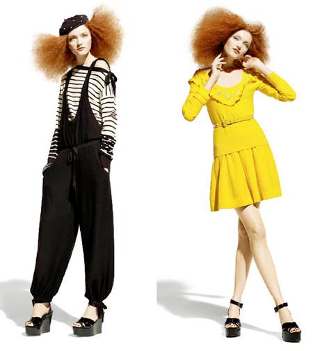 Sonia Rykiel für H&M – Frühjahr/Sommer 2010