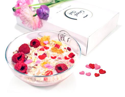 Liebe geht durch den Magen – Valentinstag Idee No1