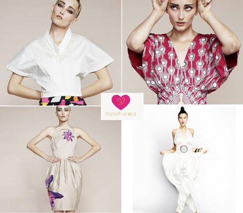 Manish Arora bei 3Suisses