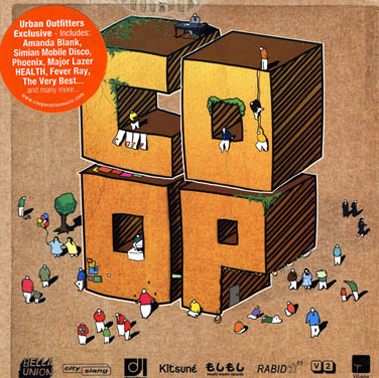 Shop the Music – Co Op Compilation für Urban Outfitters