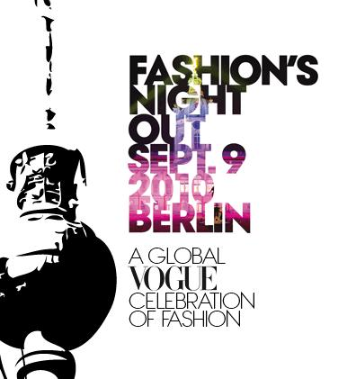 VOGUE Fashion's Night Out Berlin – Teil 2