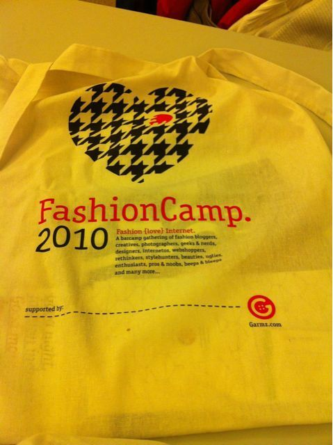 Fashion Camp Vienna 2010